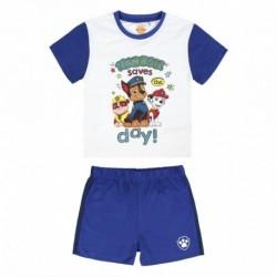 Pijama corto algodón paw patrol - CI-2200003454