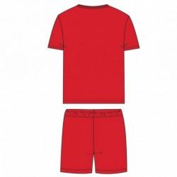 Pijama corto algodón single jersey cars - CI-2200005223
