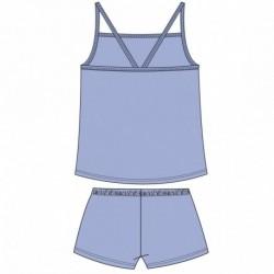 Pijama corto algodón single jersey frozen 2 - CI-2200005238