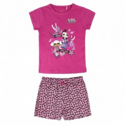 Pijama corto algodón single jersey lol - CI-2200004052