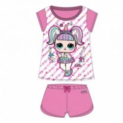 Pijama corto algodón single jersey lol - CI-2200005246