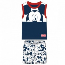 Pijama corto algodón single jersey mickey - CI-2200005231