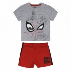 Pijama corto algodón spiderman - CI-2200003471