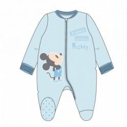 Pijama dormilón coral fleece mickey - CI-2200004688