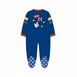 Pijama dormilón coral fleece mickey - CI-2200004758