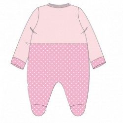 Pijama dormilón coral fleece minnie - CI-2200004692