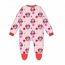 Pijama dormilón coral fleece minnie - CI-2200004763