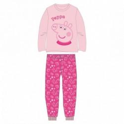 Pijama largo coral fleece peppa pig - CI-2200004183
