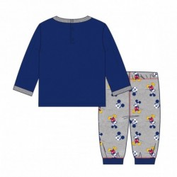Pijama largo interlock mickey - CI-2200004666