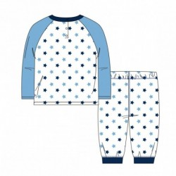 Pijama largo interlock mickey - CI-2200004667