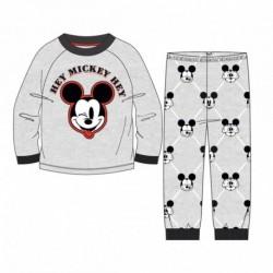 Pijama largo interlock mickey - CI-2200004732