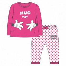Pijama largo interlock minnie - CI-2200004672