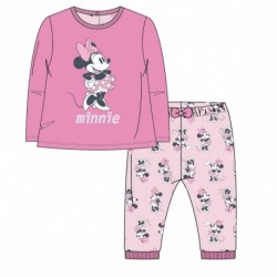 Pijama largo interlock minnie - CI-2200004673