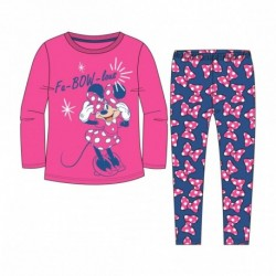Pijama largo interlock minnie - CI-2200004738
