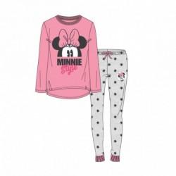 Pijama largo interlock minnie - CI-2200004811