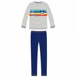 Pijama largo single jersey mickey - CI-2200004170