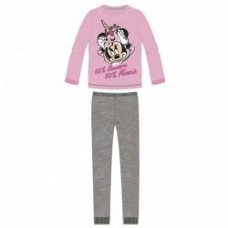 Pijama largo single jersey minnie - CI-2200004175
