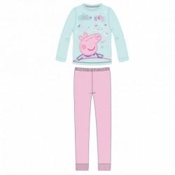 Pijama largo single jersey peppa pig - CI-2200004173