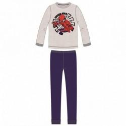 Pijama largo single jersey spiderman - CI-2200004171