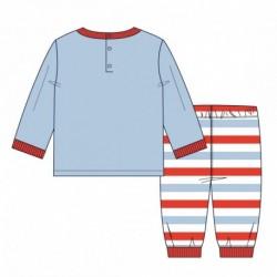 Pijama largo velour mickey - CI-2200004679