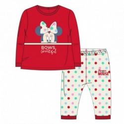 Pijama largo velour minnie - CI-2200004683