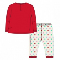 Pijama largo velour minnie - CI-2200004683