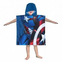 Poncho algodón avengers capitan america - CI-2200003877