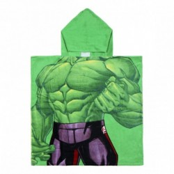 Poncho algodón avengers hulk - CI-2200003875