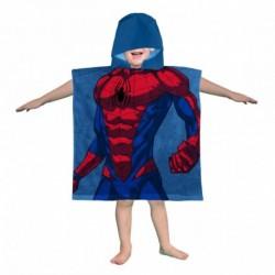 Poncho algodón spiderman - CI-2200003878