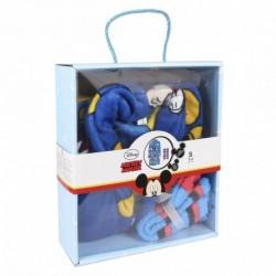 Set regalo hogar flannel fleece mickey - CI-2200003635