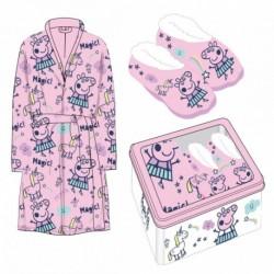 Set regalo hogar flannel fleece peppa pig - CI-2200004530