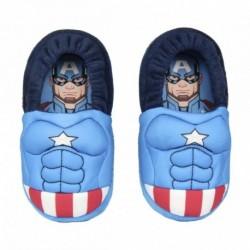 Zapatillas de casa 3d avengers capitan america - CI-2300003374