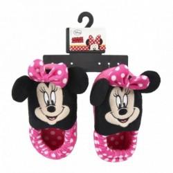 Zapatillas de casa 3d minnie - CI-2300003376