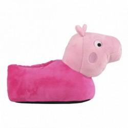Zapatillas de casa 3d peppa pig - CI-2300004206