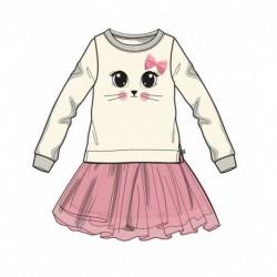 TMBB-72762 mayoristas ropa infantil en españa Vestido manga