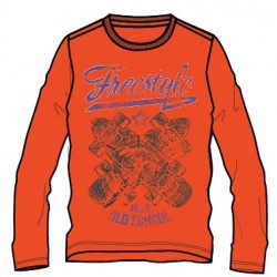 Camiseta manga larga - Mixnmatch - ARTI-72603R-AMARILLO