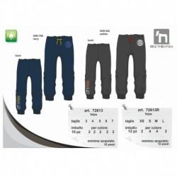 Pantalones largos - Mixnmatch - ARTI-72613R-ASFALTO