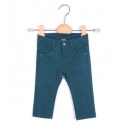 Pantalon largo loneta fina 95% algodón 5% elastano