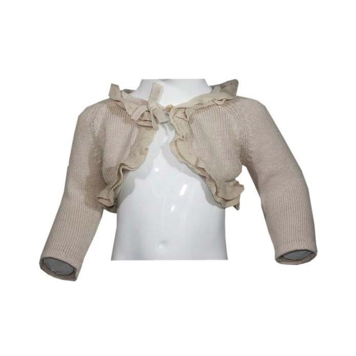 TMBB-BGI03566 Newness ropa infantiil al por mayor Torera punto
