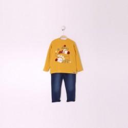 TMBB-29029 comprar ropa infantil al por mayor Conjunto Bebe