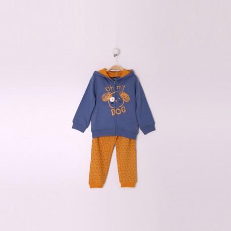 TMBB-29035 comprar ropa infantil al por mayor Conjunto Bebe