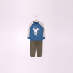 SMI-29062 comprar ropa infantil al por mayor Conjunto Bebe