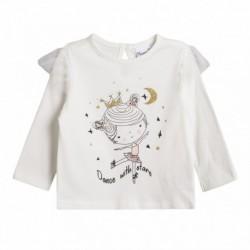 Camiseta princesa bailando