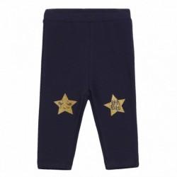 Pantalon rizo estrella en rodillas