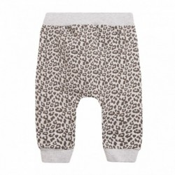 Pantalon estampado leopardo