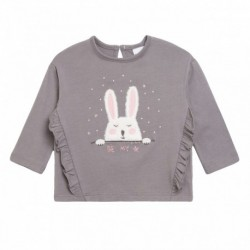 Camiseta conejito descondido