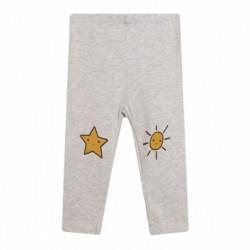 Legging estrella sol en rodillas
