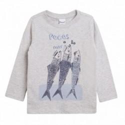 Camiseta peces marineros