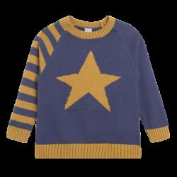 Jersey estrella mostaza