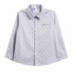 Camisa azul plumeti marino